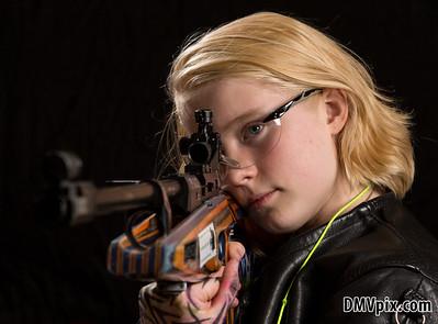W-L @ Yorktown Varsity Rifle (03 Dec 2014)
