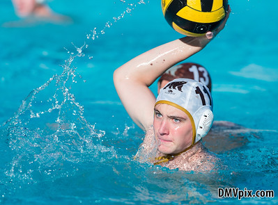 Landon JV vs Ball Under Water Polo (19 Oct 2014)