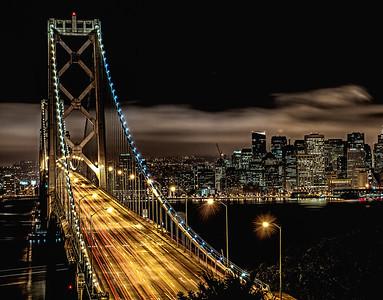 Dark San Francisco