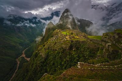 Mystical Machu Picchu
