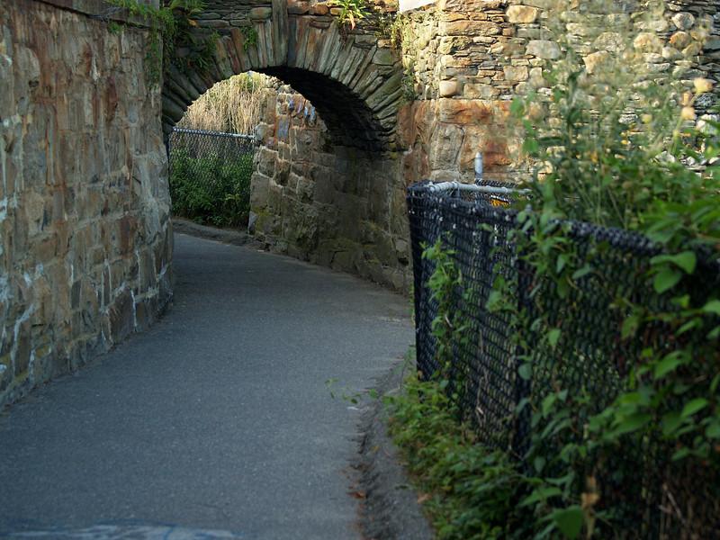Path at Newport Cliff Walk 3