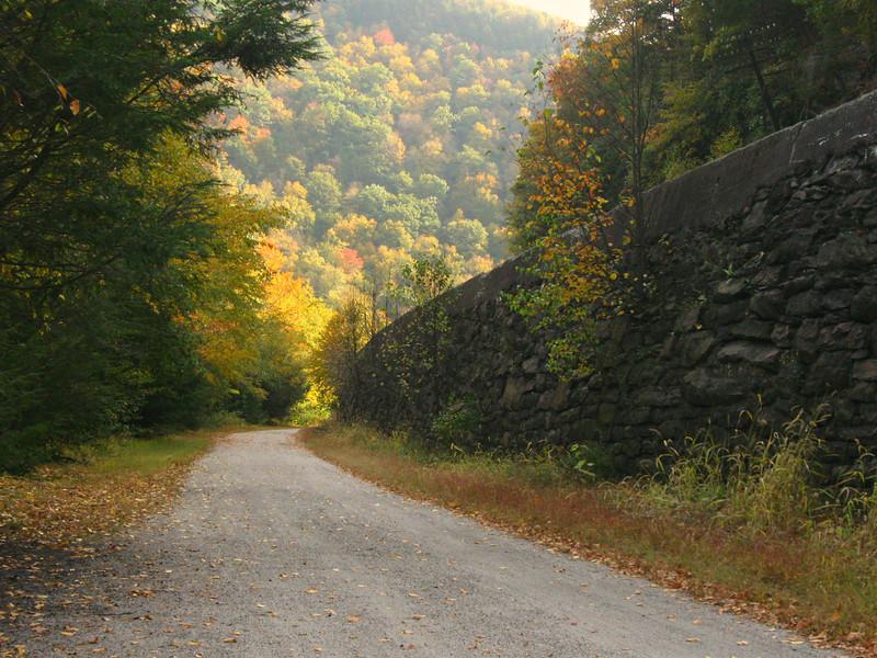 Lehigh Gorge  Trail - Jim Thorpe