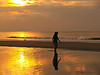 Sunrise Silhouette 2 - Hunting Island