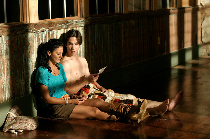 Emmanuelle  Chriqui / Justin Long