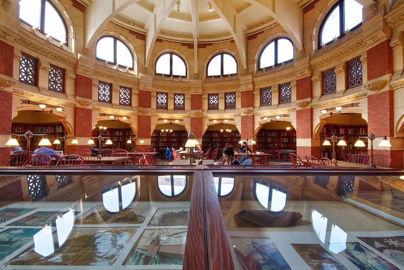 Furness Library, University of Pennsylvania - Philadelphia, Pennsylvania