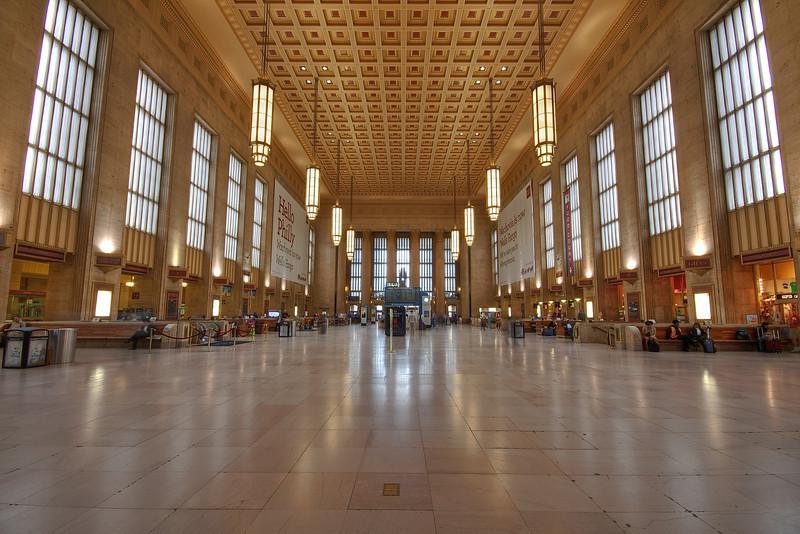 30th Street Station - Philadelphia, Pennsylvania