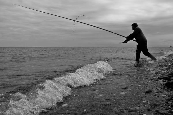 Rybár, Bajkal