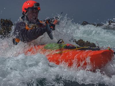 White Water Sea Kayaking