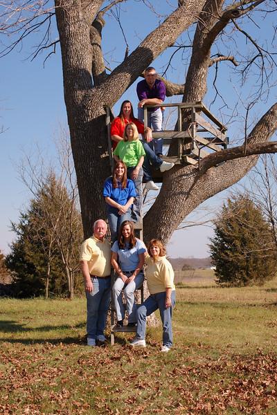 Tree House Family Photography