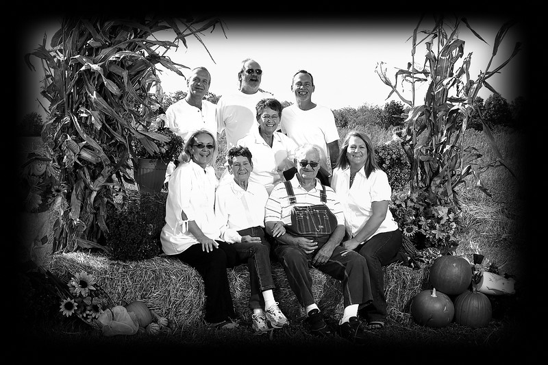 Allen Family Fall Portraits<br /> Co-Bear Photography<br /> ~ 4x6 Crop Ratio ~
