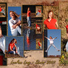 Senior Composite ~ Images captured on Location near Center, MO Mark Twain Sr. High School