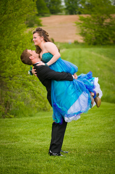 Zach & Abbey Prom