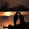 Shelby and Brennon - Sunset Kiss