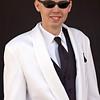 Mr. Cool Prom Man Portfolio Portrait