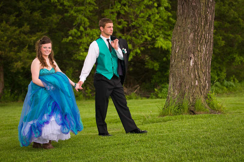 Zach & Abbey Headed To Prom