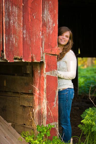 Abigail 2013 Senior Rep