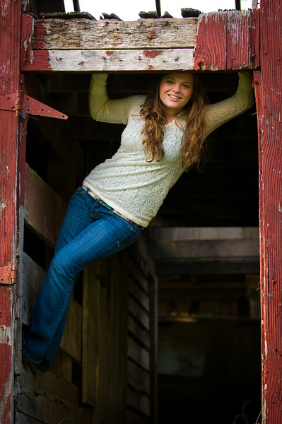 Abigail 2013 Senior Rep