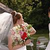 Wind Blown Wedding Veil