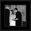 You may now kiss the bride ~ wedding kiss