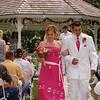 Wedding Bubble Walk