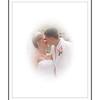 Wedding Kiss Portrait
