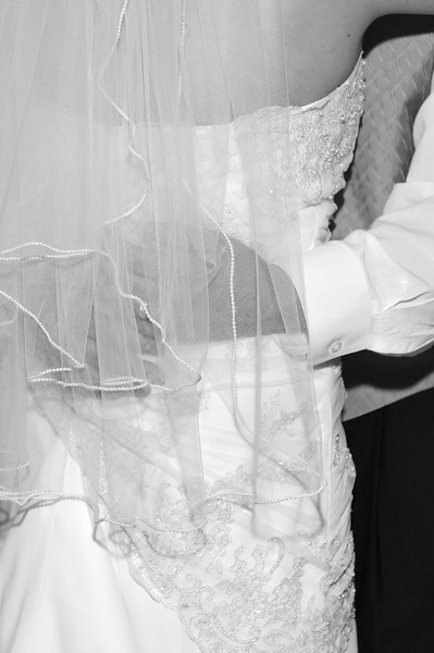 Wedding Dance Gown Detail
