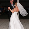 Father daughter wedding dance ~ This daddy knew how to give his daughter one more good swing!