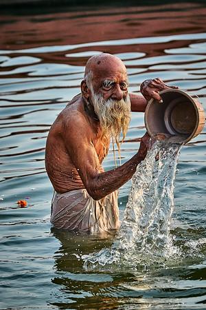 Washing away old sins