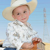 "Child Portrait - ""Little Cowboy"""