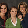 Professional Portrait - Becky, Jennifer & Elena, Community Focus