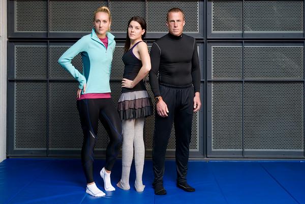 Fashion Group Portrait