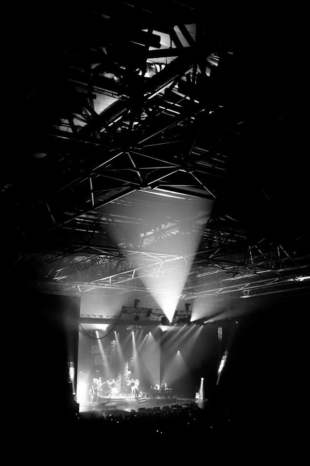 Ben l'oncle Soul<br /> <br /> Concert du 17 décembre 2011 au Zenith à Paris.
