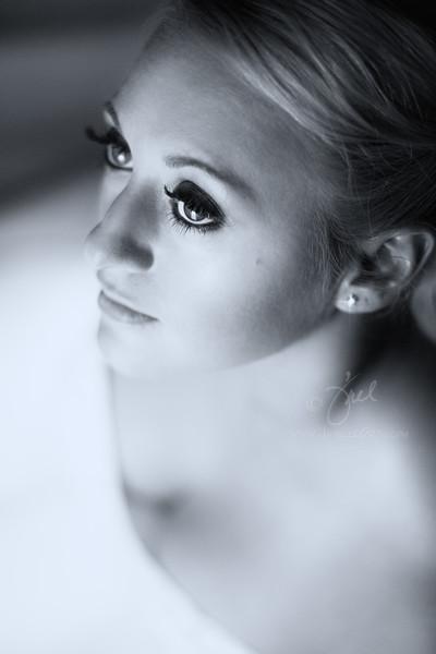 Bride Portrait   ©2015  Janelle Orth