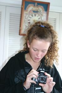 Camera wars and family heirloom clock