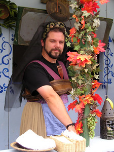 Fair Damsel at Renaissance Pleasure Faire