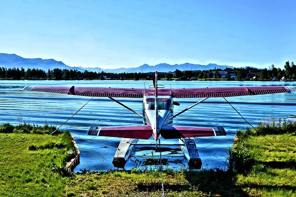 Bush Plane / Alaska