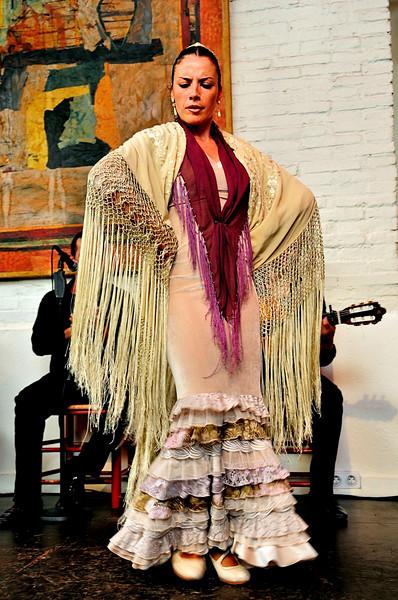 Flamenco Posture