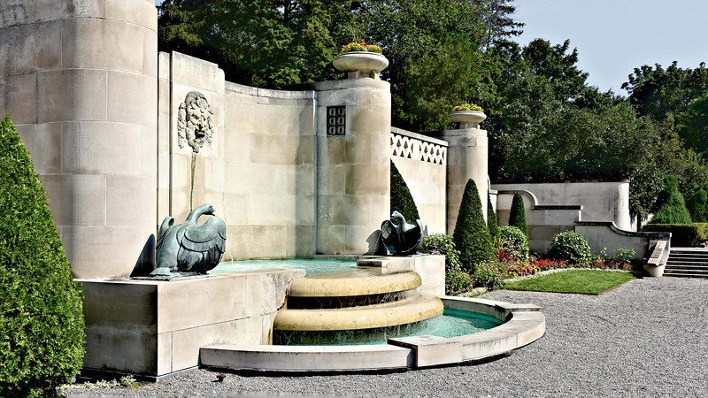 Fountain of Youth / Hidden Garden