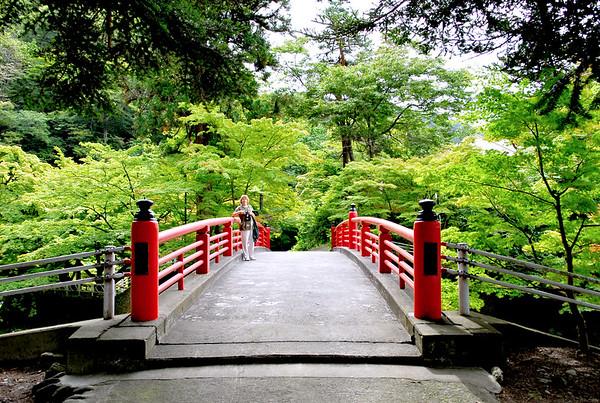 Verdant Honshu / Japan