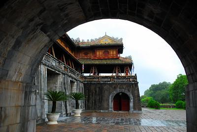 Imperial Citadel - Hue / Vietnam