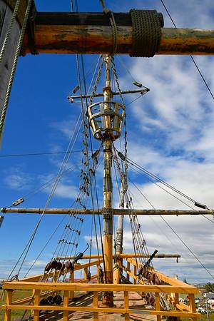 On a Tall Ship / South America