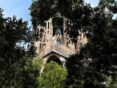 La Sagrada Familia - Barcelona / Spain