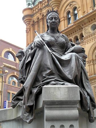 Queen Victoria - Sydney / Australia
