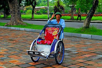 Public Transportation - Hue / Vietnam