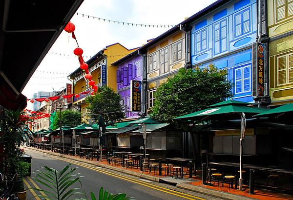 Suburban Singapore