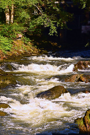 Salmon Creek - Ketchikan / Alaska