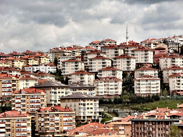 Istanbul Outskirts / Turkey