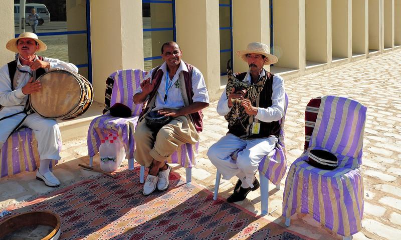 Street Musicians / Tunisia
