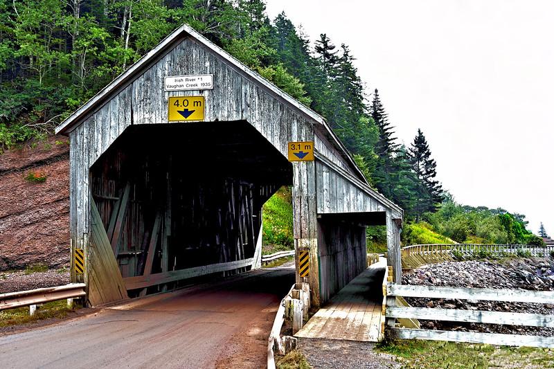 Covered Bridge - NB / Canada