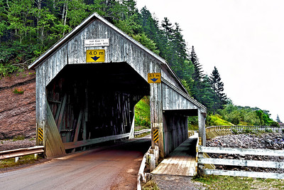 Covered Bridge - NB / Canada